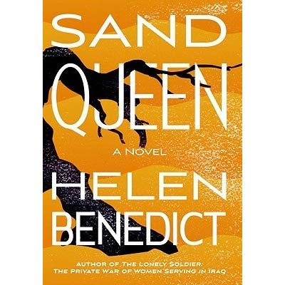 Sand Queen A Novel by Helen Benedict book image