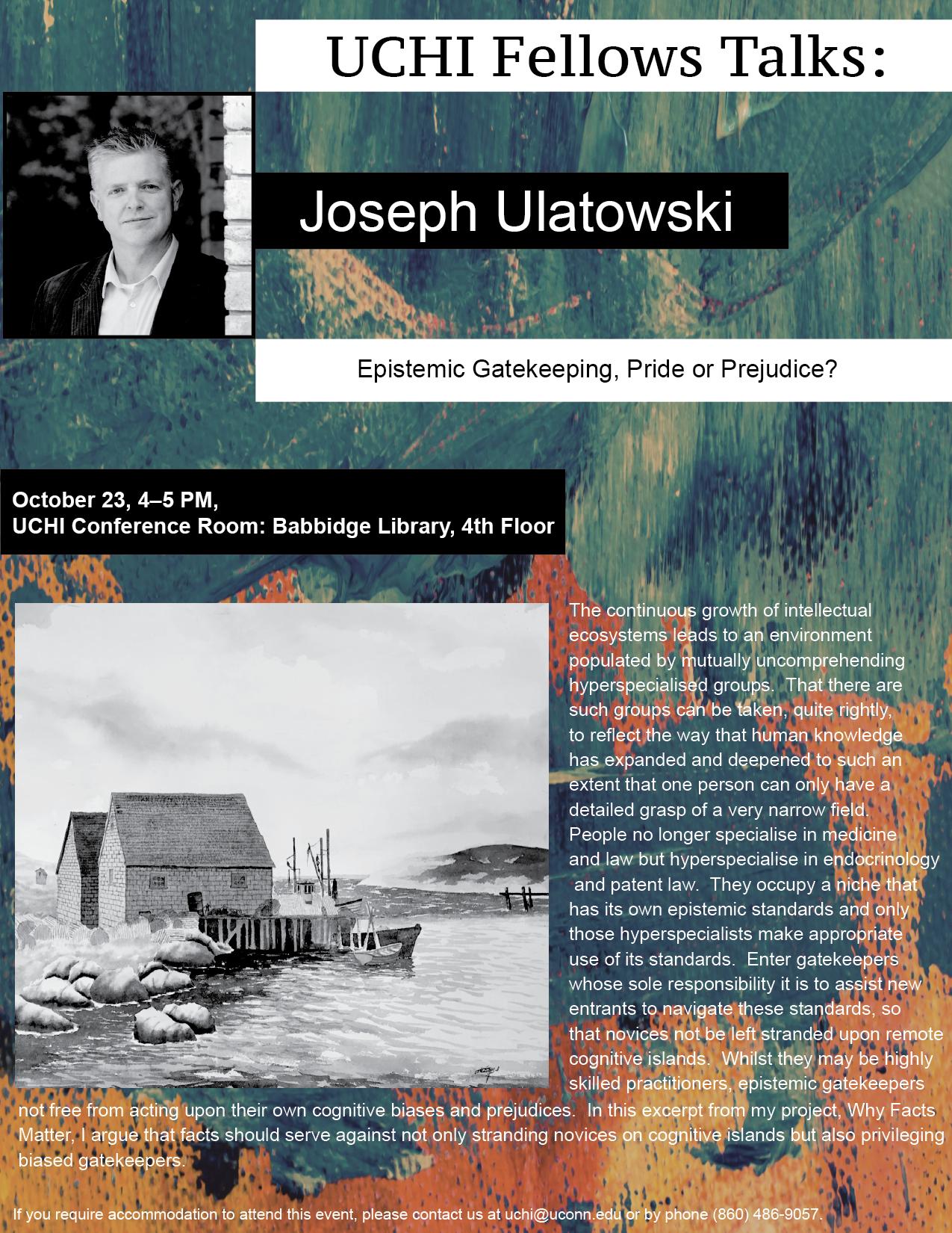 Ulatowski Talk Poster