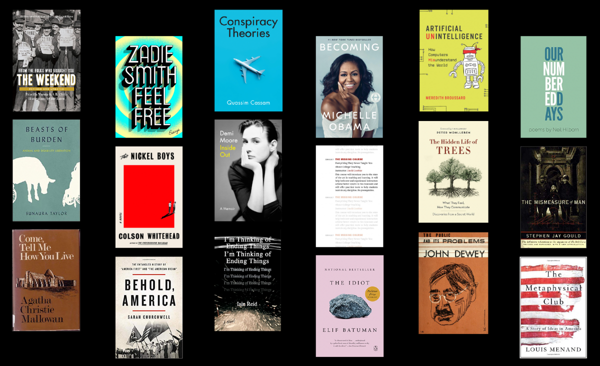 Cover the Recommended Books