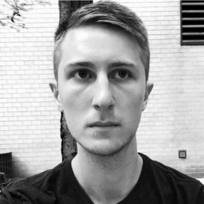 Headshot of Daniel Pfeiffer