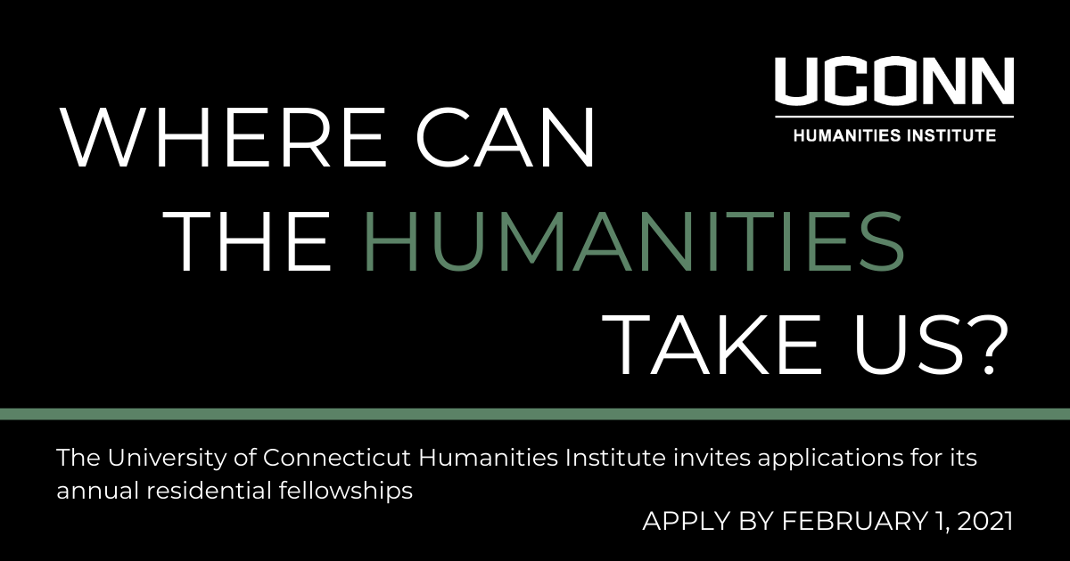 Where can the humanities take us? UCHI invites applications for its annual residential fellowships. Apply by February 1, 2021.
