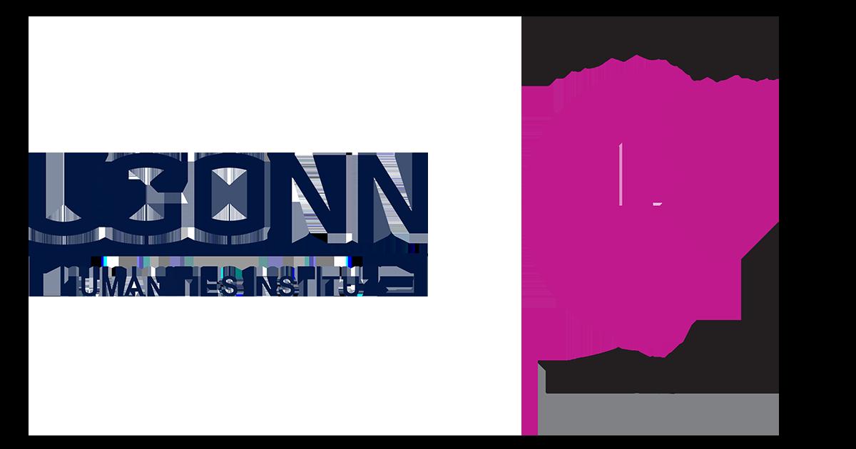 UConn Humanities Institute Logo, Future of Truth Logo