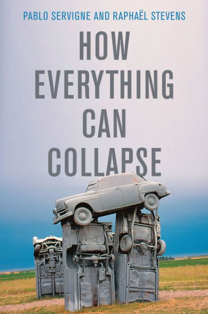 how everything can collapse book cover
