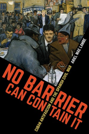 No Barrier Can Contain It book cover