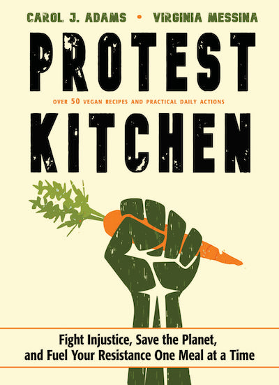 Protest Kitchen book cover