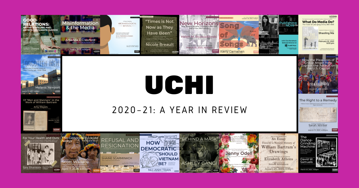 UCHI 2020–21: A Year in Review