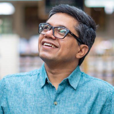 Prakash Kashwan headshot